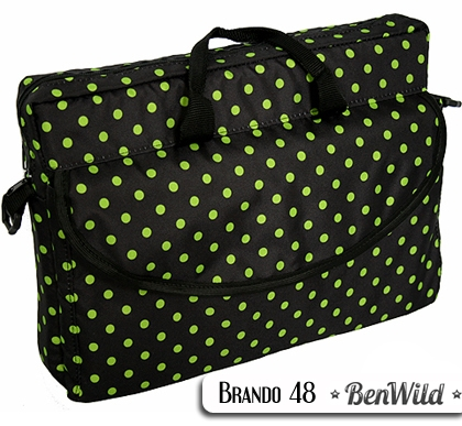"Torba na laptop Brando 8"" do 10.2"""